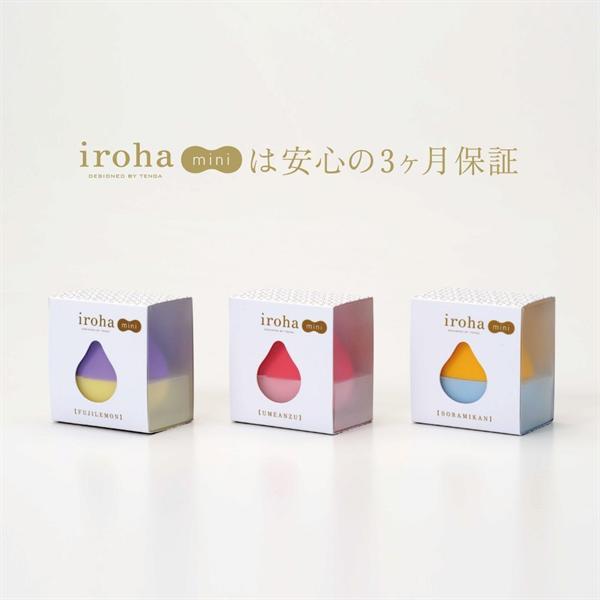 iroha プレジャー・アイテム・ミニ FUJILEMON 商品説明画像9