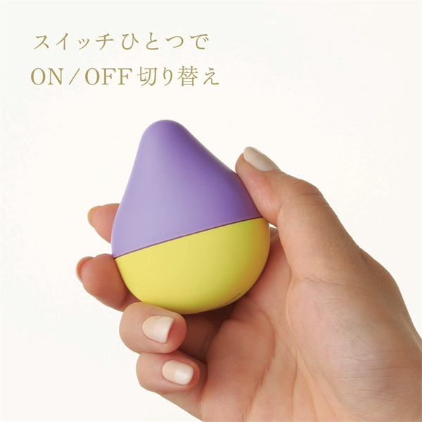 iroha プレジャー・アイテム・ミニ FUJILEMON 商品説明画像3