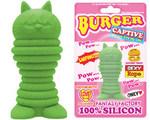 BURGER CAT POW【キャットポウ】グリーン