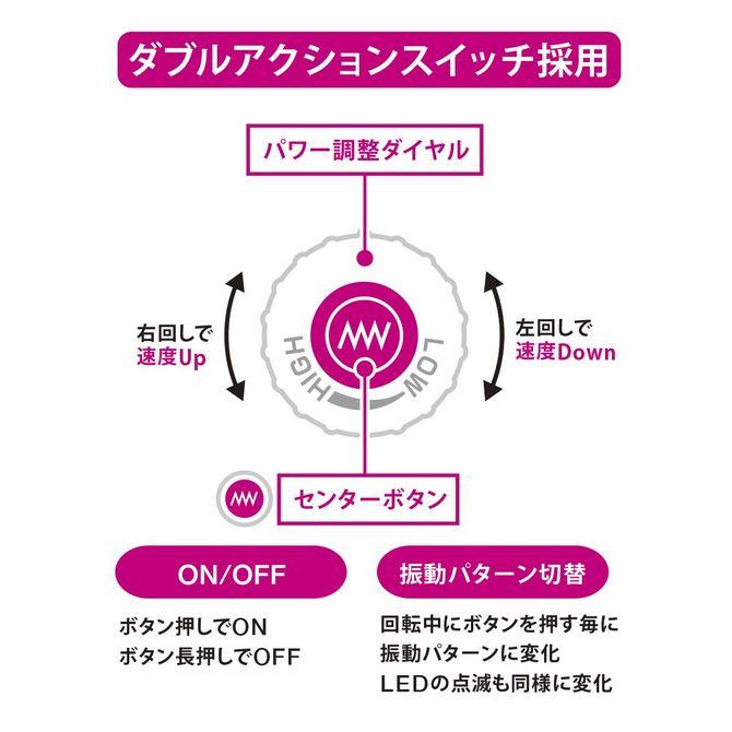 【50〜60%OFF!】【業界最安値!】ピンクデンマ3 ◇ 商品説明画像6