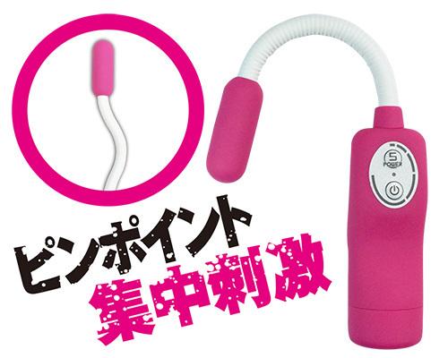 【業界最安値!】ビブラル ロッド 【ピンク】 商品説明画像2