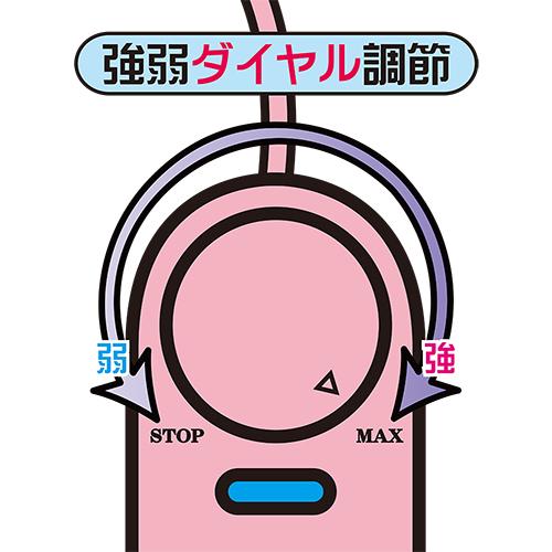 【販売終了・アダルトグッズ、大人のおもちゃアーカイブ】パワーウェーブ(POWER WAVE) 商品説明画像4