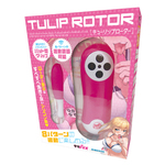 【販売終了・アダルトグッズ、大人のおもちゃアーカイブ】チューリップローター TMT-811