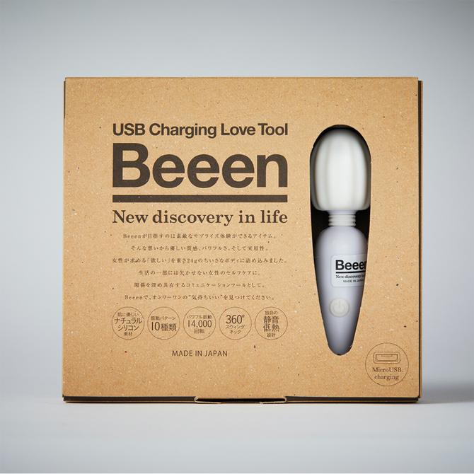 Beeen White  MRHV-003 商品説明画像1