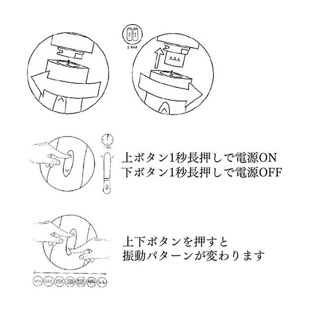 F13 パープル スマートバイブ     OVO-153 商品説明画像6