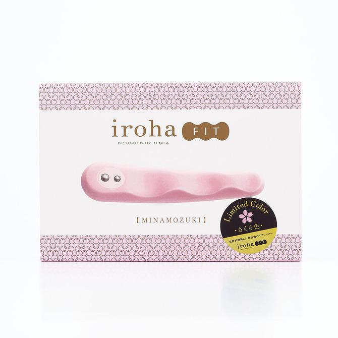 iroha FIT みなもづき 【さくら色】HMF-04 商品説明画像4