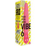 PERO-PERO ZENGI VIBE 6 [ペロペロ ゼンギ バイブ6] pink     UPPP-086
