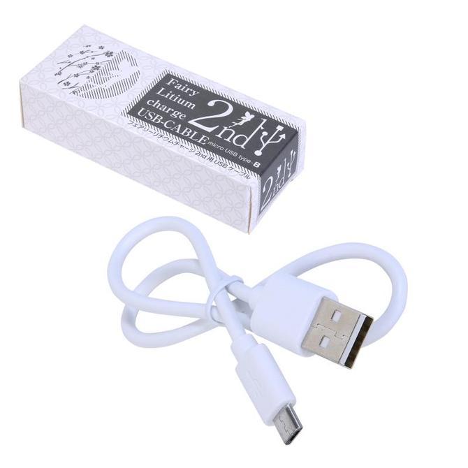 リチウムチャージ2nd用(USBケーブル) 商品説明画像1