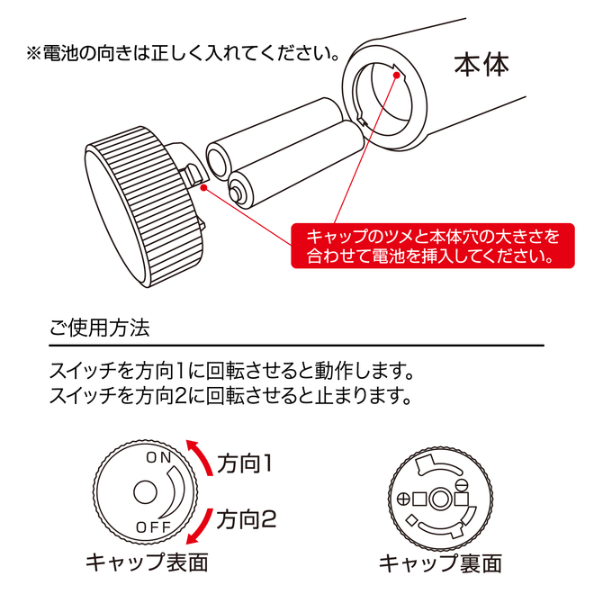 ラブリーポップ エクスティックツイスト ボリューミー LOV-041 商品説明画像6