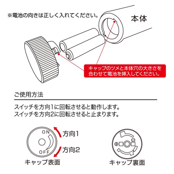 ラブリーポップ エクスティックツイスト フィンガー LOV-043 商品説明画像6