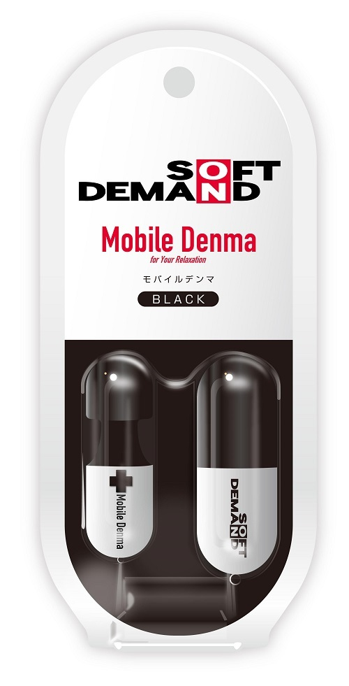 SOFT ON DEMAND Mobile Denma 復刻版 BLACK    SODT-159 商品説明画像1