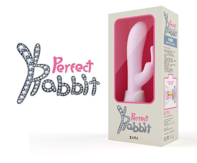ZINI Perfect Rabbit G-SPOT/パーフェクトラビット(Gスポット) 商品説明画像6