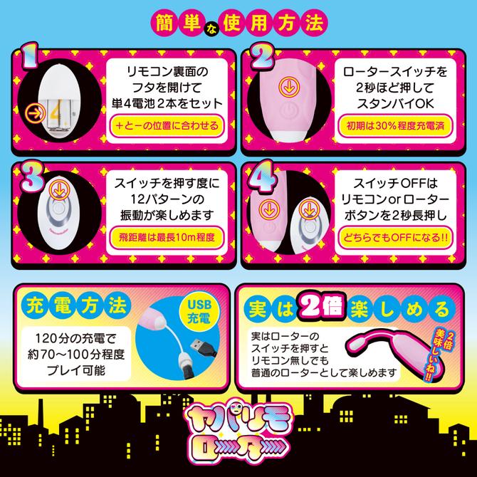 ヤバリモローター     SUKE-003 商品説明画像3