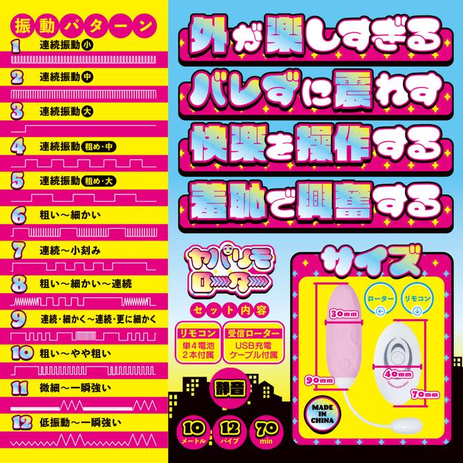 ヤバリモローター     SUKE-003 商品説明画像4