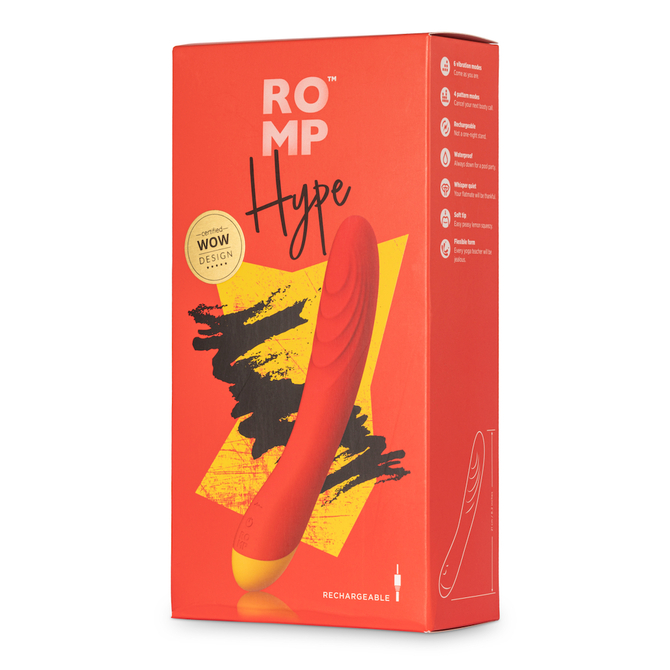 ROMP HYPE (ロンプ ハイプ) 商品説明画像1