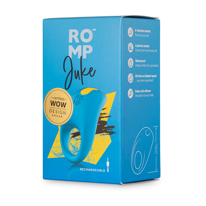 ROMP JUKE (ロンプ ジューク) 商品説明画像1
