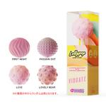 ZITTA Lollypop キャンディーローター ピンク     PAGOS-085