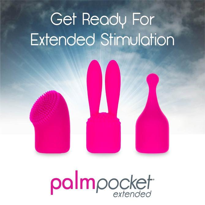 palmPocket Exteded(パームポケット エクステンデッド) 商品説明画像2